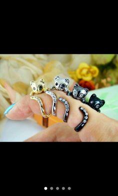 Cute  ring Cute Rings, Pandora Charms, Wedding Rings, Engagement Rings, Bracelets, Creative, Etsy, Jewelry, Enagement Rings