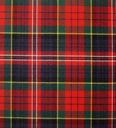 Modern MacPherson Clan Heavy Weight Tartan. Badenoch is the home of the MacPhersons who claim to have been the early chiefs of Clan Chattan before that clan name came under Mackintosh leadership. The family of Cluny is the chief branch, but there are many important and famous branches. The MacPhersons were Royalists and aided the Royal Stuarts during the Jacobite Risings of 1715 and 1745. After the 1745 Rising, Cluny MacPherson, who assisted Prince Charlie to escape, was in hiding on his own…