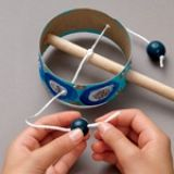 Make a Spin Drum | Crafts | Spoonful