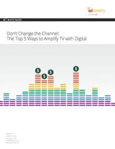 Screen Shot 2015-08-31 at 10.15.51 AM Dont Change, White Paper, Screen Shot, 5 Ways, Channel, Ads, Marketing, Digital