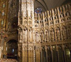 A Muslim Saint - Toledo, Cathedral - Toledo Spain