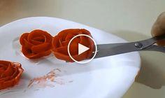 Aprende de la repostera cómo hacer rosas de crema de mantequilla fácil y rápido ...
