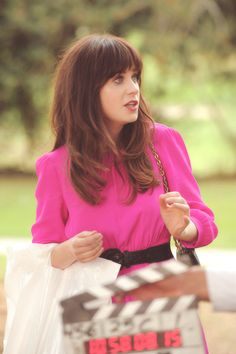 I still have in me the same awareness when I was 12 and chubby and a girl was spitting in my face. I'm the same person. Zooey Deschanel