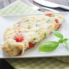 Delicious Egg Omelet