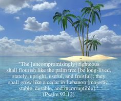 psalm 92 12 - Google Search
