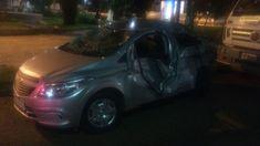 #Tucumán Un persona perdió la vida en un triple choque en San Andrés