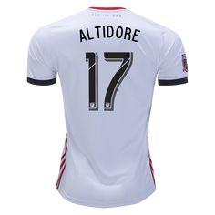 dde87656a adidas Jozy Altidore Toronto FC Away Jersey 2018. Adidas Three StripesMls  CupToronto FcGrey ShirtAdidas LogoSoccerGray Shirt OutfitHs FootballGray  Shirt