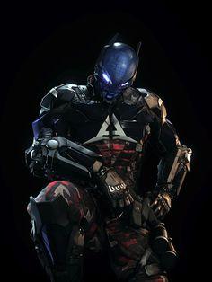 Arkham Knight, aka Jason Todd