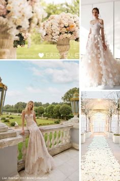 2017 Wedding Trend Fairytale S Set The Tone For This