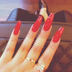 Nails are all that