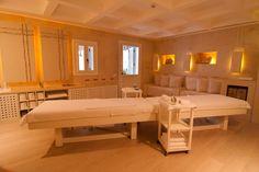 Vair Spa at the Borgo Egnazia Resort & Spa, Puglia, Italy
