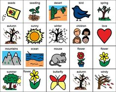 The Tiny Seed  Give pairs of students a set of pictures/words symbolizing each event in the story and have them work together to put in order after reading book aloud. Then go over sequence order on board as class with larger set. Emphasize components needed to grow plant