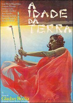 La edad de la Tierra (1980) Brasil. Dir.: Glauber Rocha. Drama. Cine experimental - DVD CINE 2125-II