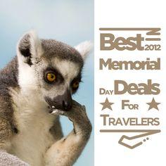 Memorial Day Sales For Travelers
