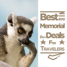 Memorial Day Sales For Travelers