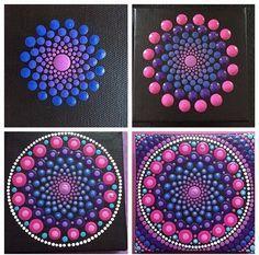 Mandala Art, Mandala Doodle, Mandala Canvas, Mandala Painting, Mandala Pattern, Mandala Design, Dot Art Painting, Painting Patterns, Stone Painting