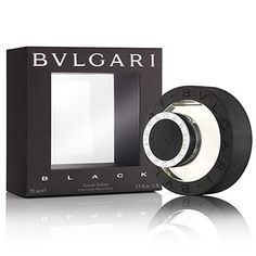 Black 2.5 oz EDT Perfume for Unisex by Bulgari. As its smokey, rubbery and woody notes implie, Black is created for a man living a metropolitan life. Black was composed without an olfactive pyramid. It starts with a smoky black tea, in this case lapsang souchong, urban and masculine, simulating rubber, http://www.zocko.com/z/JHx02