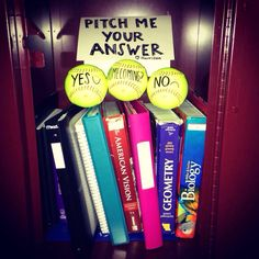 Cutest way to ask a softball pitcher to homecoming, hands down. I already pinned this, but I'm doing it again.