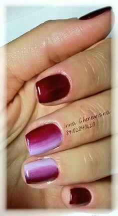 #manicure #nails #gelpolish #nail_design #nail_art