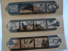 東京アンティーク ネガフィルムステッカー