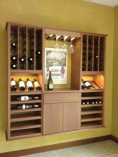 9 best home bar images on Pinterest | Wine cellars, Wine glass ...