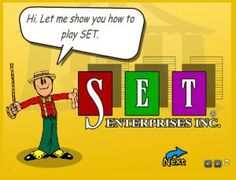 FREE Set Game Directions~ Show your students how to play and then challenge them to the daily game each morning. Great critical thinking skill activity!