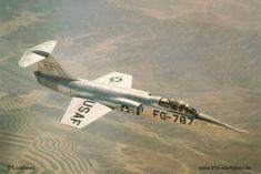 1958 Lockheed F-104 'Starfighter'