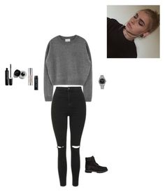 """""""#599"""" by because-why-not ❤ liked on Polyvore featuring Topshop, Rolex, Timberland, Urban Decay, Bobbi Brown Cosmetics and Marc Jacobs"""
