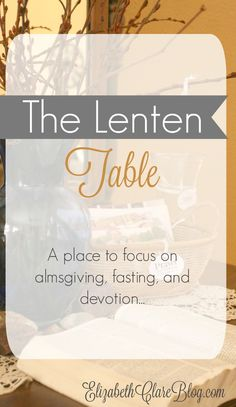 Perfect for the Catholic domestic church, the home. A place to focus on almsgiving, devotion, and fasting as a family and with kids during Lent.
