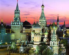 Москва,Русия