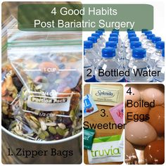 Need some great new habits after weight loss surgery? Here are some amazingly simple tips for Bariatric surgery patients to lose weight and keep it off!