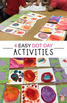 4 Easy and Fun Dot D