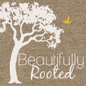 Home Sweet Home at Beautifully Rooted from Megan@contented sparrow