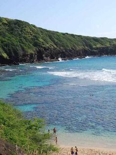 Hanauma Bay Nature Preserve, Oahu