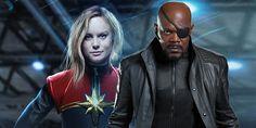 UFFICIALE: Samuel L. Jackson affiancherà Brie Larson in Captain Marvel!
