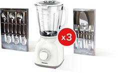 Wejdź na atelier.intermarche.pl i sprawdź co zrobic aby wygrac: 3 X BLENDER PHILIPS + ZESTAWY SZTUĆCÓW FONTIGNAC Kitchen Appliances, Atelier, Diy Kitchen Appliances, Home Appliances, Appliances, Kitchen Gadgets