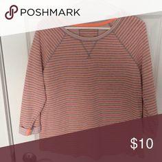 Top Nice warm sweatshirt Sonoma Tops Tees - Long Sleeve
