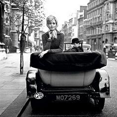 Georges Dambier. Lucinda in London, 1959