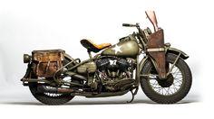 1942 Harley-Davidson WLA Military - 1