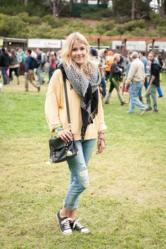 17 Crazy-Cool Street Style Snaps From Outside Lands #refinery29