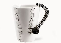 whole series of musical mugs