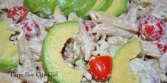 Creamy California BLT Salad