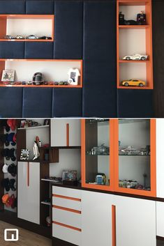 Diseño de cuartos juveniles para hombres Big Houses, My Room, Ideas Para, Shelves, Mansions, The Originals, Inspiration, Rooms, Wallpapers