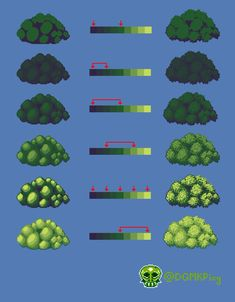 Pixel Art Tutorial: MountainsOver 40 Pixel Art Tutorials by Pedro! Learn step by step: everything from drawing, c Digital Painting Tutorials, Digital Art Tutorial, Inkscape Tutorials, Art Tutorials, Animation Pixel, How To Pixel Art, Kreative Snacks, Art Minecraft, Arte 8 Bits