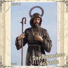 SANTORAL CATOLICO: IMÁGENES DE SAN FRANCISCO DE PAULA
