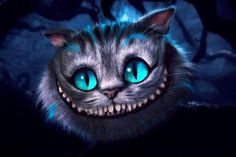 Disney's Alice in Wonderland by Tim Burton, is filled with many memorable quotes from all of the unique, eccentric, colorful and a even trifle mad Alice in Wonderland characters. Those enamored by the Alice in Wonderland quotes can now put them up. Cheshire Cat Grin, Cheshire Cat Alice In Wonderland, Chesire Cat, Alice And Wonderland Quotes, Cheshire Cat Wallpaper, Gato Alice, Wallpaper Gatos, Hd Wallpaper, We All Mad Here