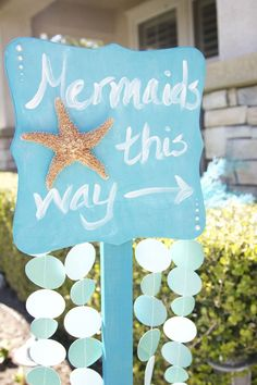 Project Nursery - under the sea theme party - lovmely