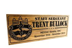 Military Sign-US Army-Navy Sign-Custom sign-Personalized Wood | Etsy Army & Navy, Us Army, Military Signs, Veterans Day Gifts, Deployment Gifts, Personalized Wood Signs, Gifts For Father, Dark Walnut, Etsy