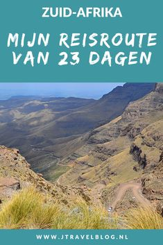 Ik maakte een rondreis van 23 dagen door Zuid-Afrika. Mijn route begon in Johannesburg en eindigde in Kaapstad. Welke plekken die ik onderweg heb bezocht,  lees je in deze blog. Lees je mee? #zuidafrika #rondreis #groepsrondreis #reisroute #jtravelblog #jtravel