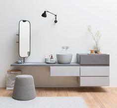 Ideias para casas de banho com design contemporâneo ~ Decoração e Ideias - casa e jardim